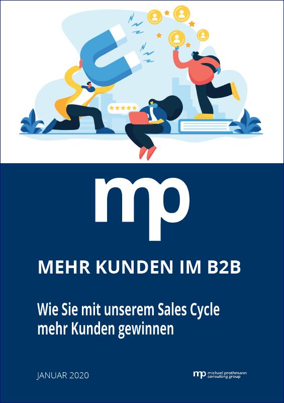Mehr Kunden durch den Sales Cycle